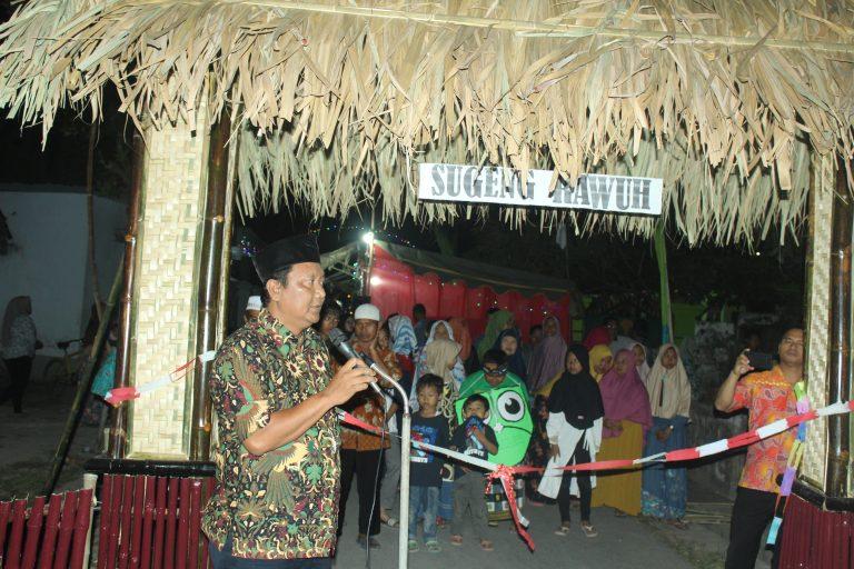 Bazar TPQ Baitul Ilmi Meriahkan HUT Kemerdekaan RI
