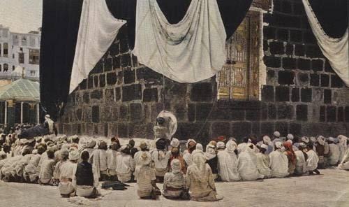Haji Terakhir Rasulullah Pada 10 Hijriah