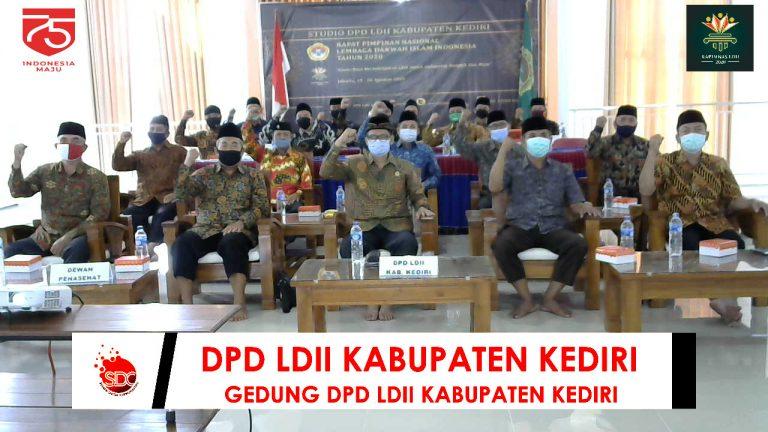 Chriswanto Santoso Calon Kuat Penjabat Ketua Umum DPP LDII