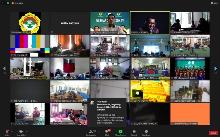 500 Remaja Ikuti Pelatihan Jurnalistik LDII Kediri