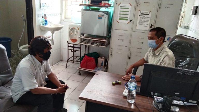 Polres Kediri dan Ketua LDII Kabupaten Kediri Sinergitas Cegah Penyebaran Pandemi Covid-19 dengan Membuat Video Imbauan