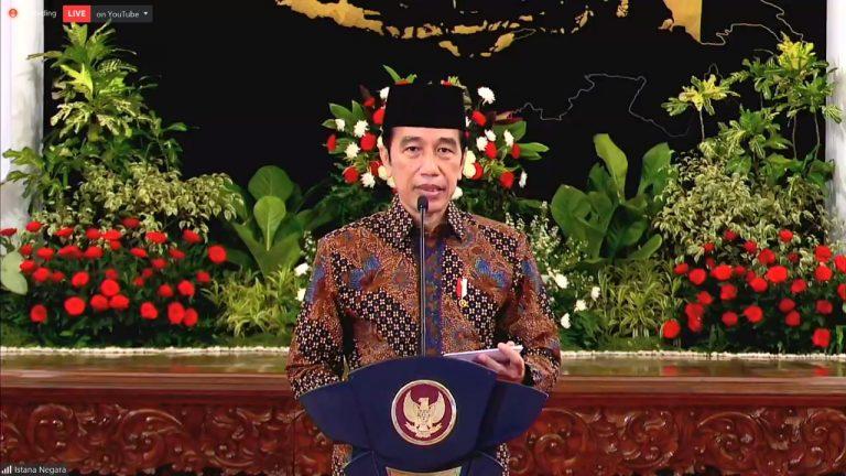 Empat Pesan Jokowi Kepada 4000 Peserta Munas IX LDII 2021