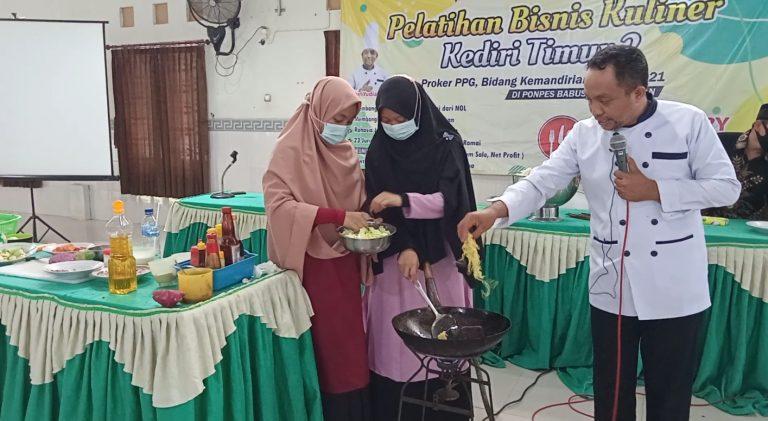 700 Remaja LDII Ikuti Pelatihan Bisnis Kuliner