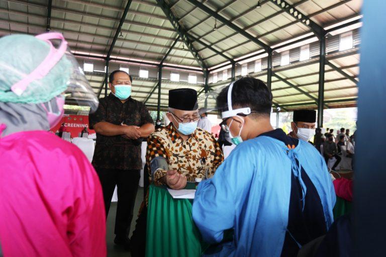 Antusiasme 2.500 Orang Ikuti Vaksinasi DPP LDII