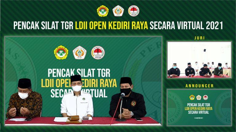 266 Atlet Ikuti LDII Open Kediri Raya