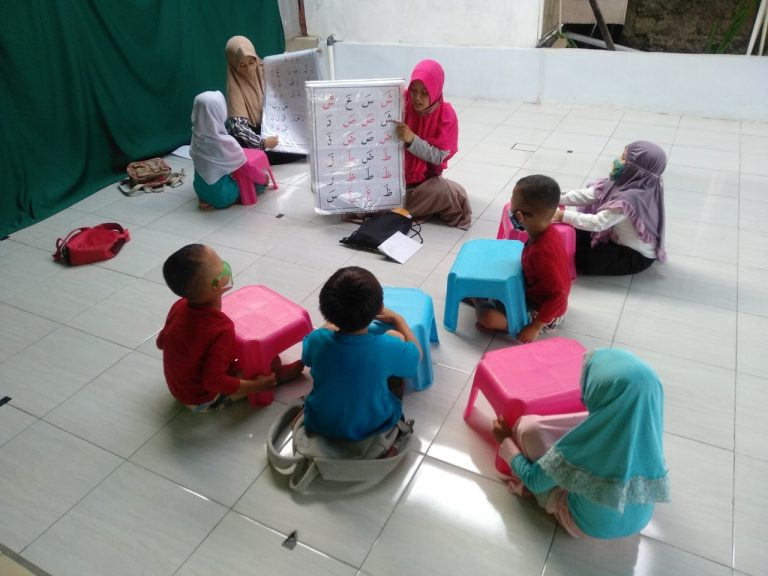 Pendidikan Anak di Masa Pandemi