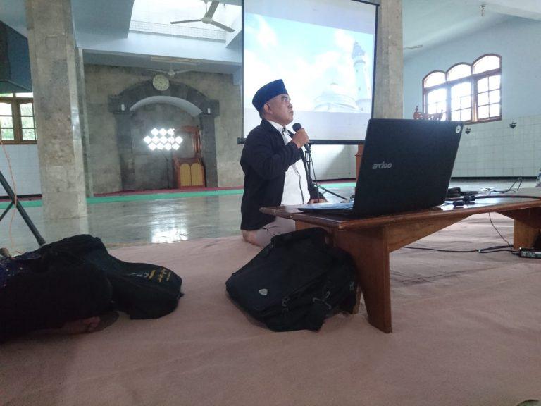 Sosialisasi SKT Masjid Melalui SIMAS