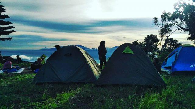 Tempat Camping yang Asyik di Kawasan Gunung Wilis