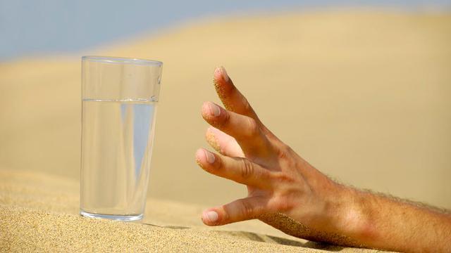 Dampak Buruk Dehidrasi